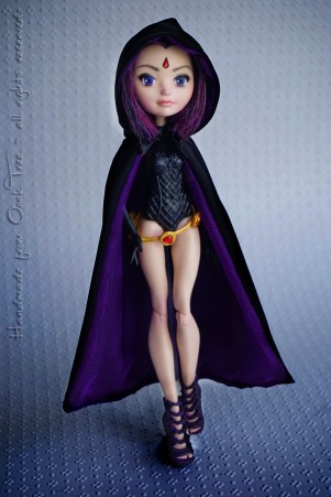 Teen Titans Raven doll