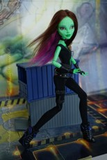 Guardians of the Galaxy: Gamora doll