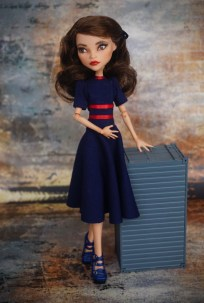 Peggy Carter doll