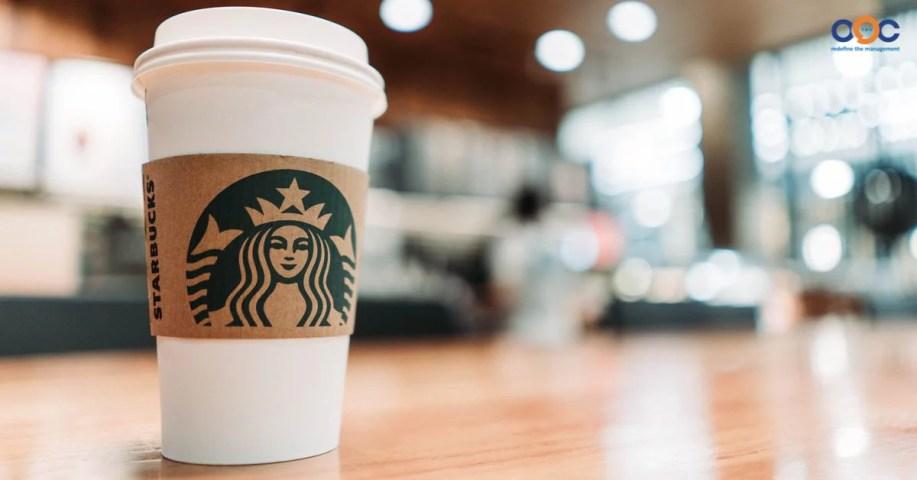 Chuyển đổi số trong Marketing – Thành công của Starbucks