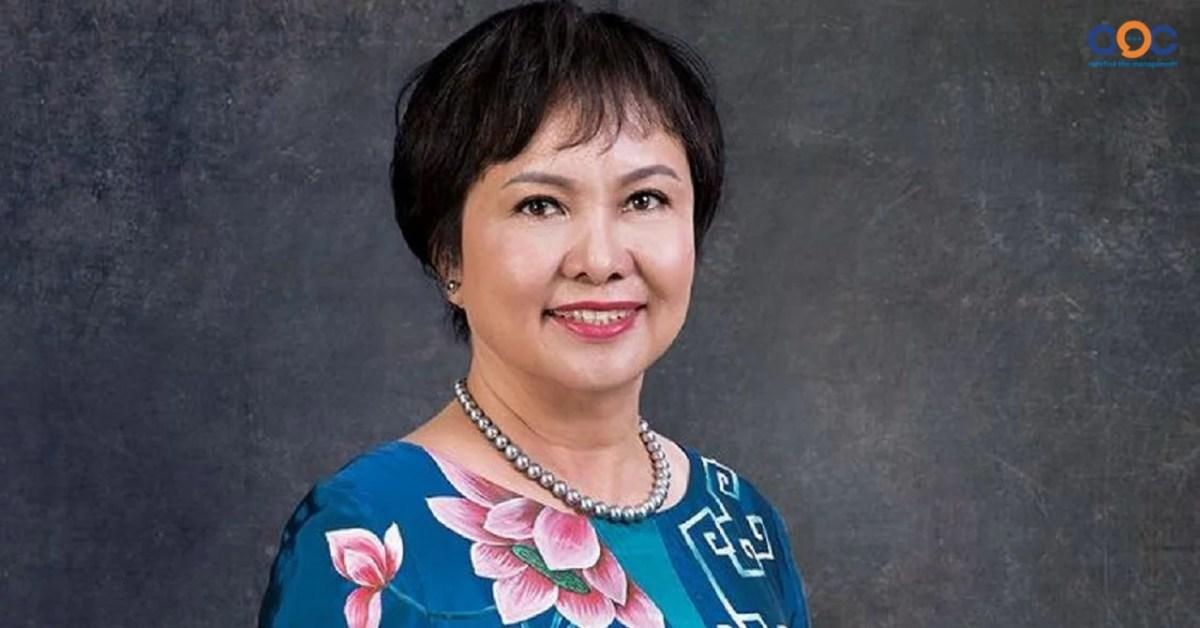 Bà Cao Thị Ngọc Dung – Chủ tịch HĐQT PNJ