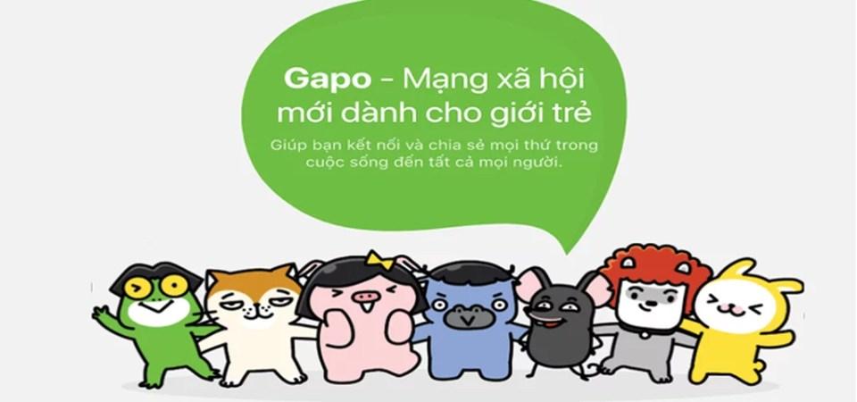 """Gapo và giấc mơ mạng xã hội """"made in Vietnam"""""""