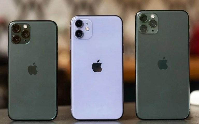 IPhone 11 có giá bán rẻ hơn 50 USD so với dòng XR