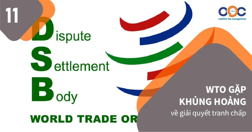 Sự bế tắc giữa Mỹ và các thành viên khác của Tổ chức Thương mại thế giới (WTO) đang làm tê liệt tòa án hàng đầu thế giới và đe dọa sự sống còn của cơ quan thương mại toàn cầu