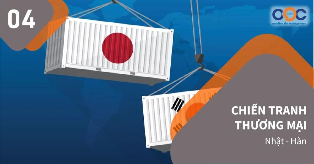 Chính phủ Nhật Bản cho biết họ thắt chặt xuất khẩu vật liệu bán dẫn sang Hàn Quốc vì an ninh quốc gia. Đáp trả, làn sóng tẩy chay thương hiệu Nhật Bản đã bùng phát tại Hàn Quốc