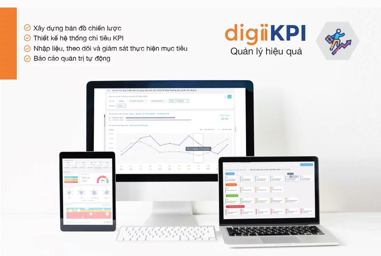 Phần mềm KPIs - Thiết kế, Theo dõi, Báo cáo KPI - OOC.vn