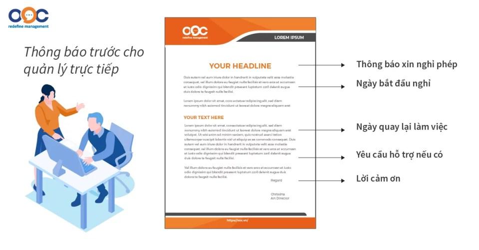 Đơn xin nghỉ phép: Cách viết, mẫu đơn và quy trình xử lý.
