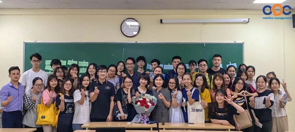 Đào tạo về lương 3p cho sinh viên NEU
