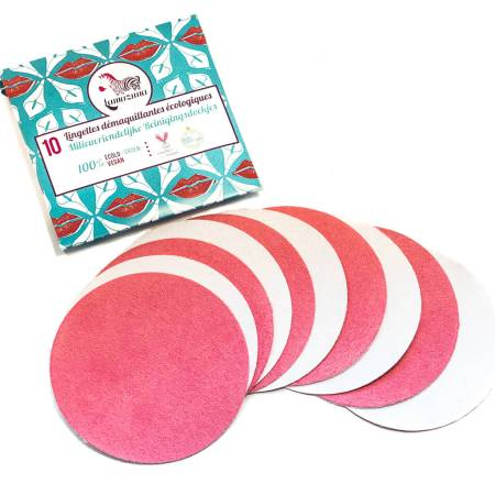Zero Waste Make-up Removal Pads