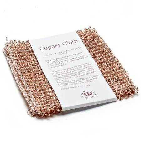 Redecker Copper Cloth for Dishwashing