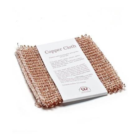 Copper Cloth Redecker