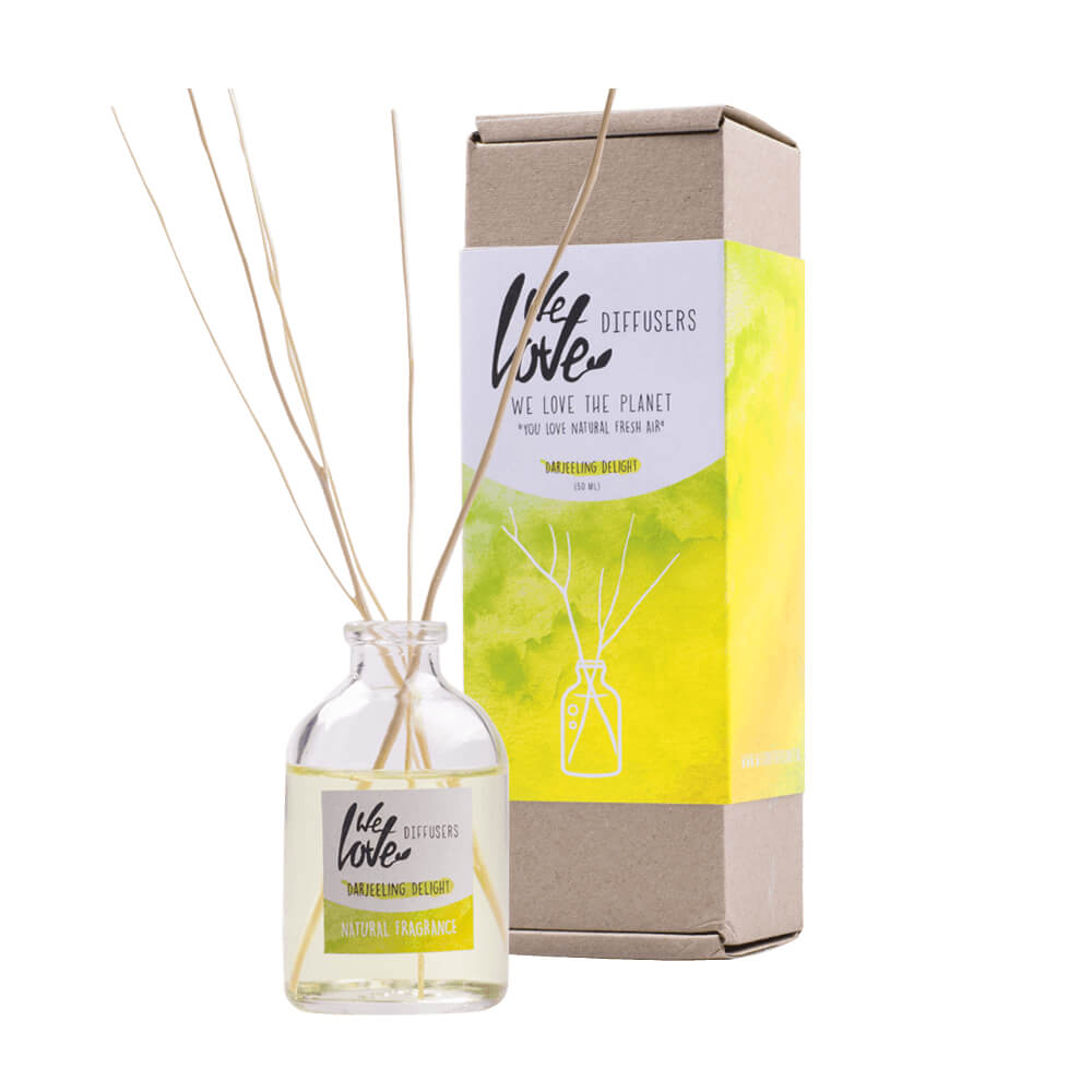 We Love The Planet - Darjeeling Delight Diffuser - air refresher