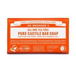 Dr. Bronner All-One Tea Tree Soap Bar