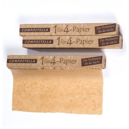 compostable Baking paper compostella