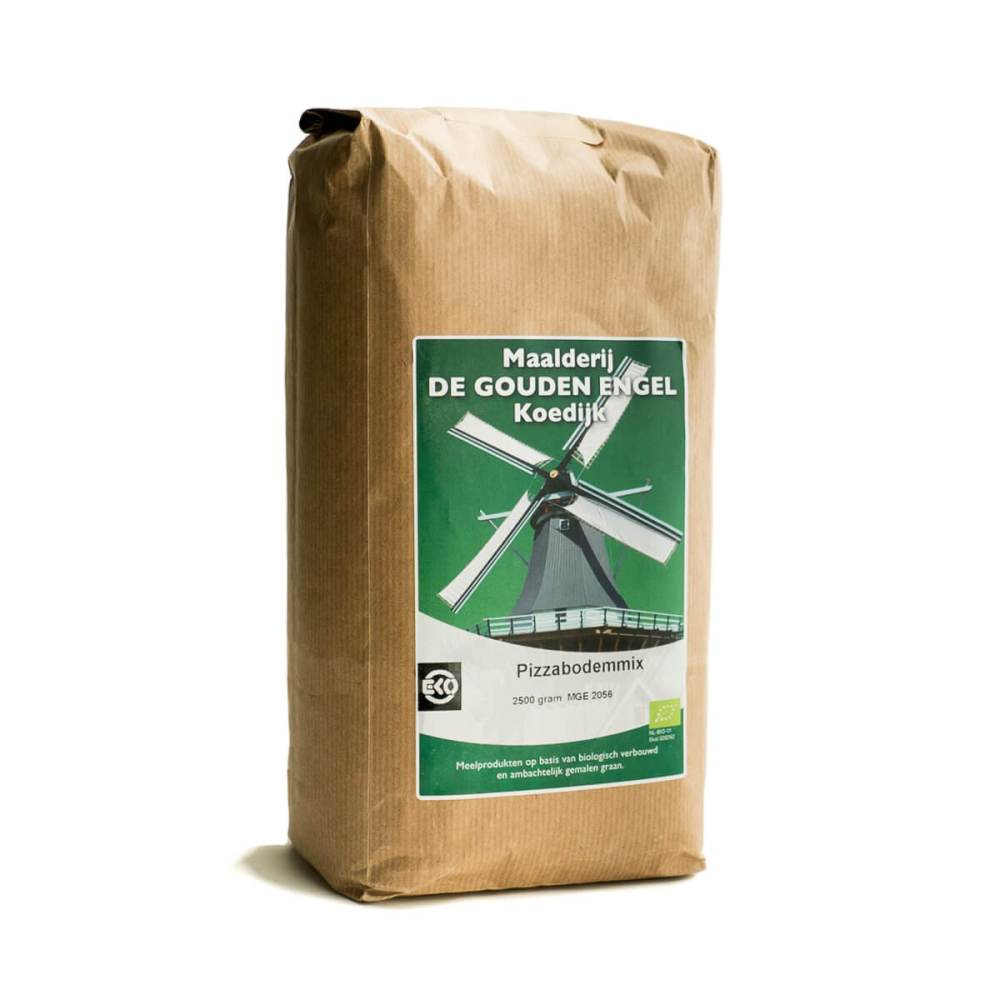 Pizza Dough Baking Mix 2,5kg
