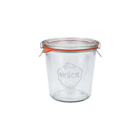 Weck 580ml glass jar Sturzglas