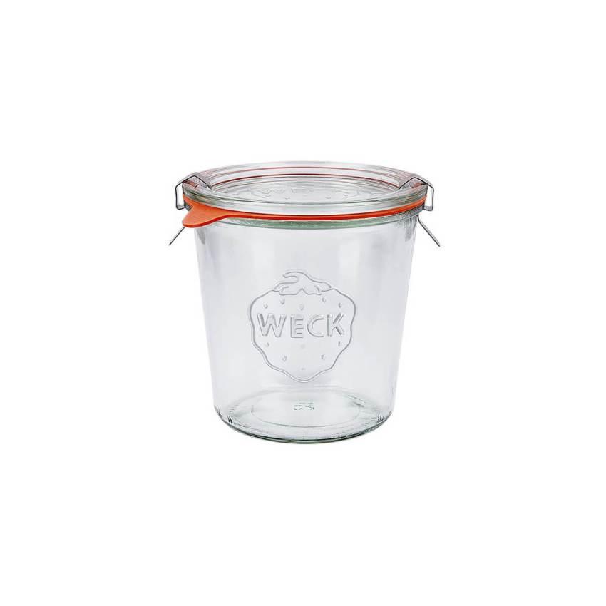 Weck 580ml glass jar Sturzglas