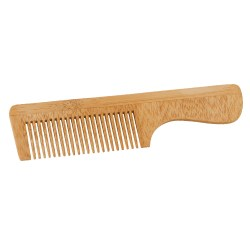 Wooden comb with handle Croll & Denecke