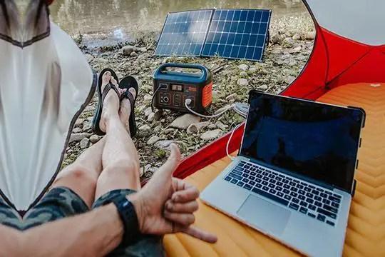 solar charging panel