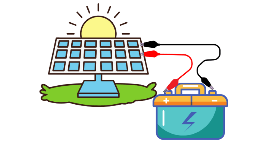 Can I Connect a Solar Charger Directly To a Battery