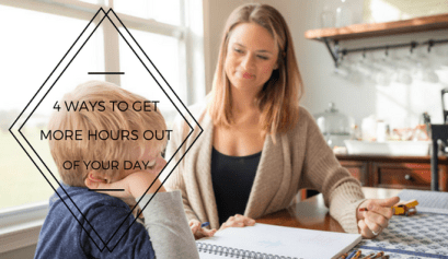 mom productivity hacks