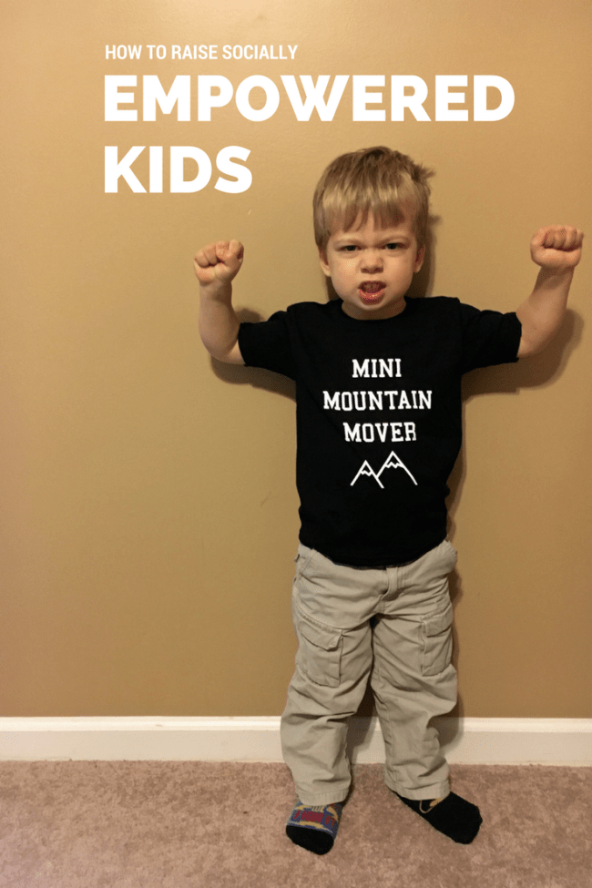 How to Raise Socially Empowered Kids