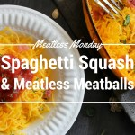 Vegetarian meatballs that are delicious