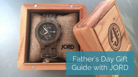 Father's Day Gift Guide with JORD