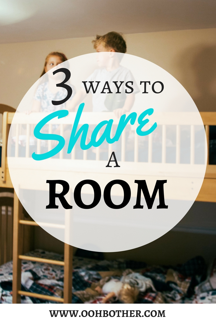How to create a shared kids bedroom