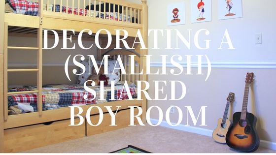 Have Fun Decorating a Shared Boy Bedroom