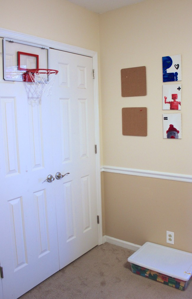 kids over the door basketball hoop