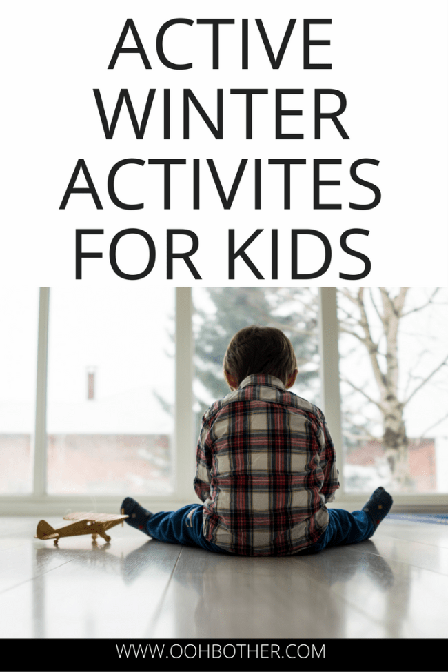 winter games for kids