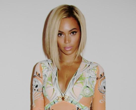 Beyonce-Styles- Roberto-Cavalli-Spring-2013-Three-Quarter-Sleeve-Printed-Floor-Length- Dress-2