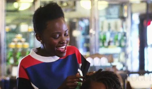 lupita-nyongo-side-hustle-braiding-hair-