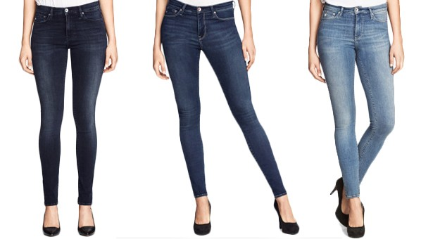 H&M Releases Shapewear Jeans