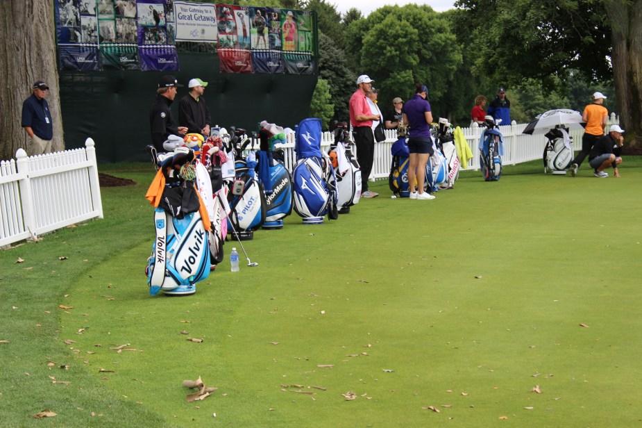Life-Styles-with-Pretty- Price-Wegmans-LPGA- Championship-Practice-Round-13