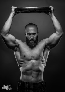 Fitness Photography Male