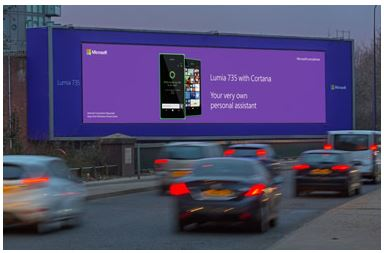 Microsoft in UK