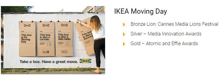 IKEA experiential
