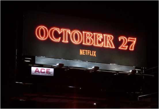 stranger things teaser October 27