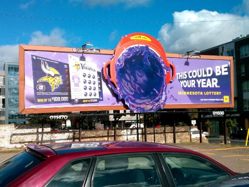 Lucking Out with OOH – Lotteries – OOH TODAY