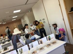 京都市動物園の昆虫イベント開催g