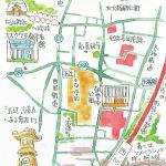 オオクワ京都昆虫館 までの地図