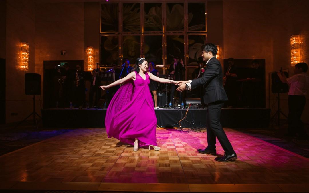 Wedding Day of Sylvie + Shun @ The Westin Singapore Hotel