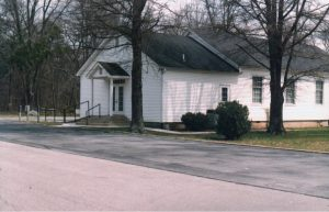 Ooltewah building 1970