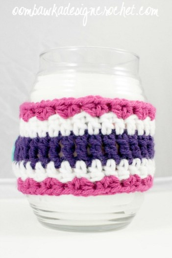 Jar Cosy for Candle @OombawkaDesign