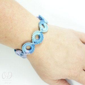 final Bracelet   Infinite Hope Set   Free Pattern @OombawkaDesign