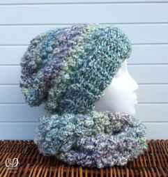 side view   Simply scrumptious Hat   Free Crochet Pattern oombawkadesigncrochet.com