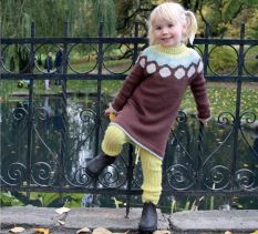 Circle Tunic and Leggings Sweet Pickles - Book Review -
