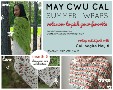 May Summer Wraps CAL Vote Post